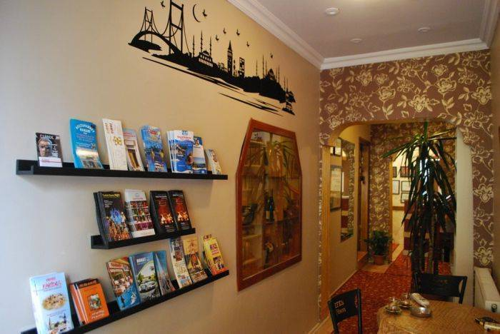 Med Cezir Hotel, Sultanahmet, Turkey, small hotels and hotels of all sizes in Sultanahmet